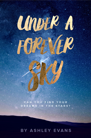 Under a Forever Sky by Ashley Evans